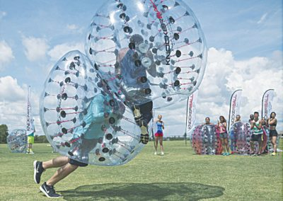 Bubble Ball Suits
