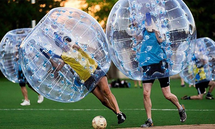What Type of Bubble Soccer Ball Material is Best