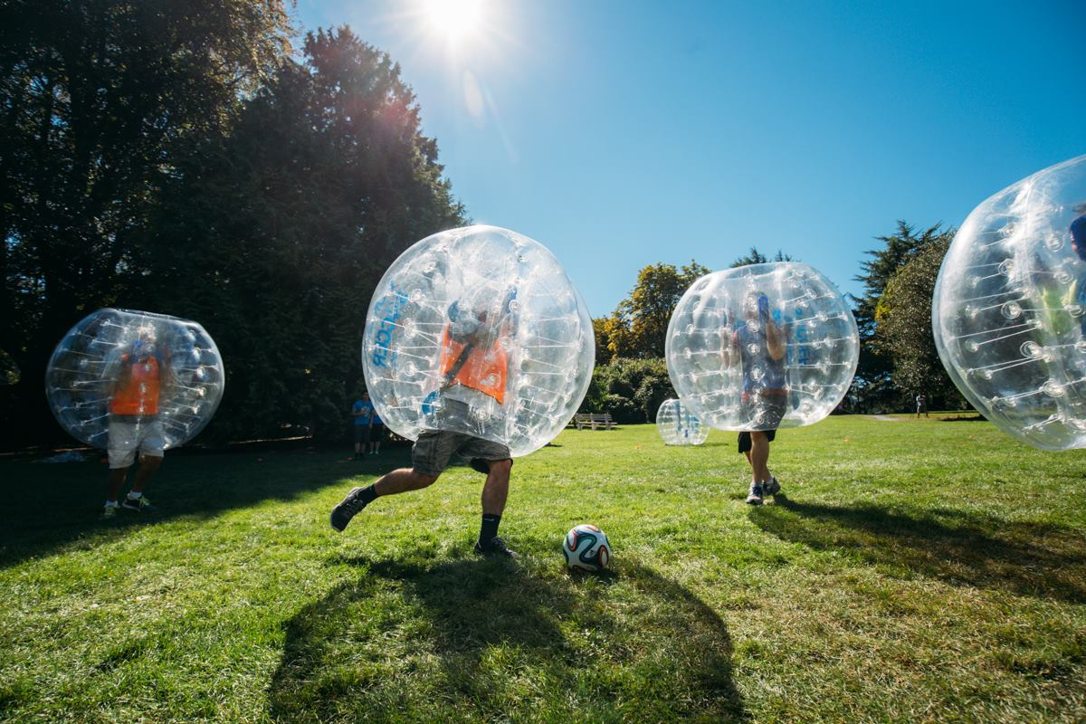 Bubble Soccer Business Association - Join Today!