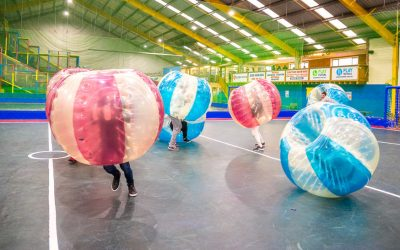 5 Best Bubble Soccer Games